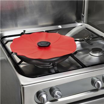 Couvercle en silicone Poppy Charles VIANCIN
