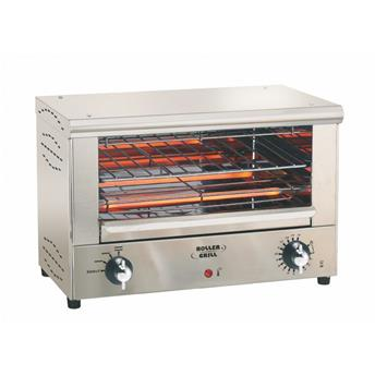 Four Salamandre Toaster Grill Inox 2000 W ROLLER GRILL