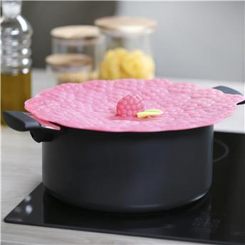 Couvercle en silicone Framboise Charles VIANCIN D28