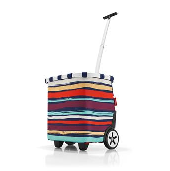 CARRYCRUISER Chariot de courses REISENTHEL Stripes
