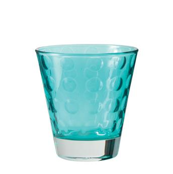 OPTIC Verre 25 cl LEONARDO Bleu Lagon