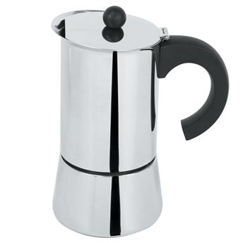 Cafetière Italienne Induction ADRIA CRISTEL Inox brillant