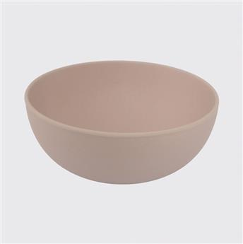 Bol fibre de bambou Point Virgule D13.8 Rose