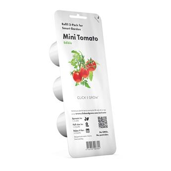 Recharge x 3 pour Smart Garden Click&Grow R632 MINI TOMATES