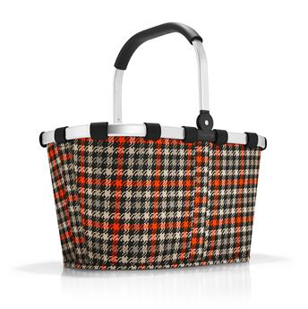 CARRYBAG Panier à provisions pliable  REISENTHEL Glencheck Red